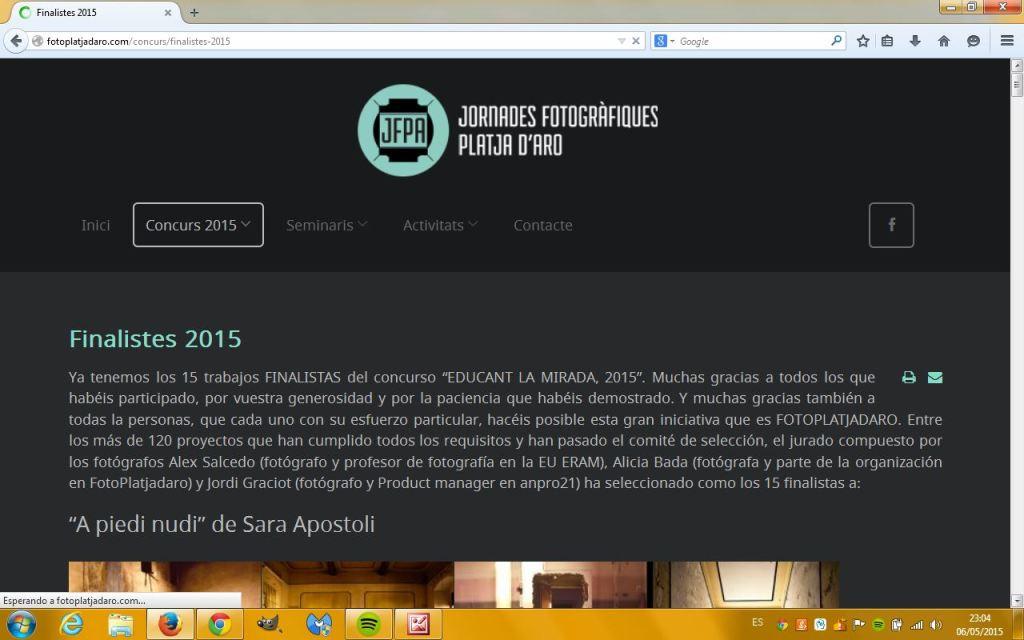 Concurs 2015