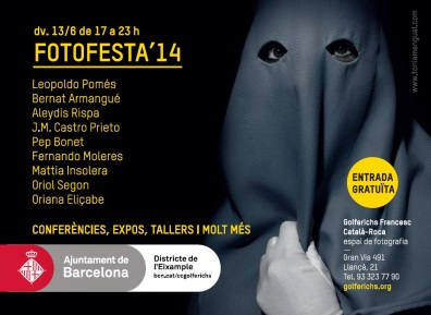 Fotofesta Espai Català Roca - Barcelona 2014