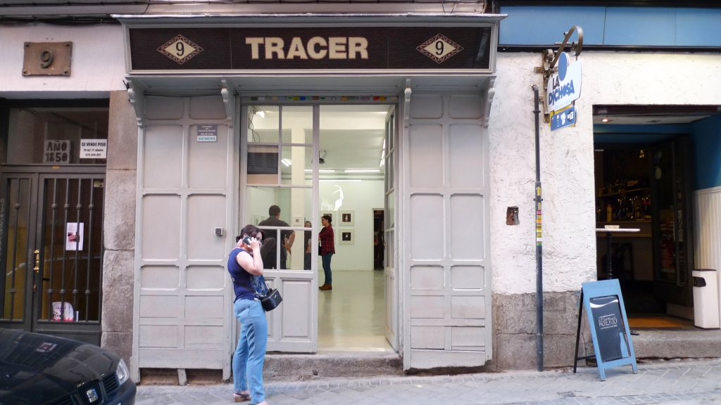 Espacio Tracer - Madrid