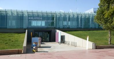 Biblioteca Jordi Rubió i Balaguer - Sant Boi de Llobregat - 10/2017